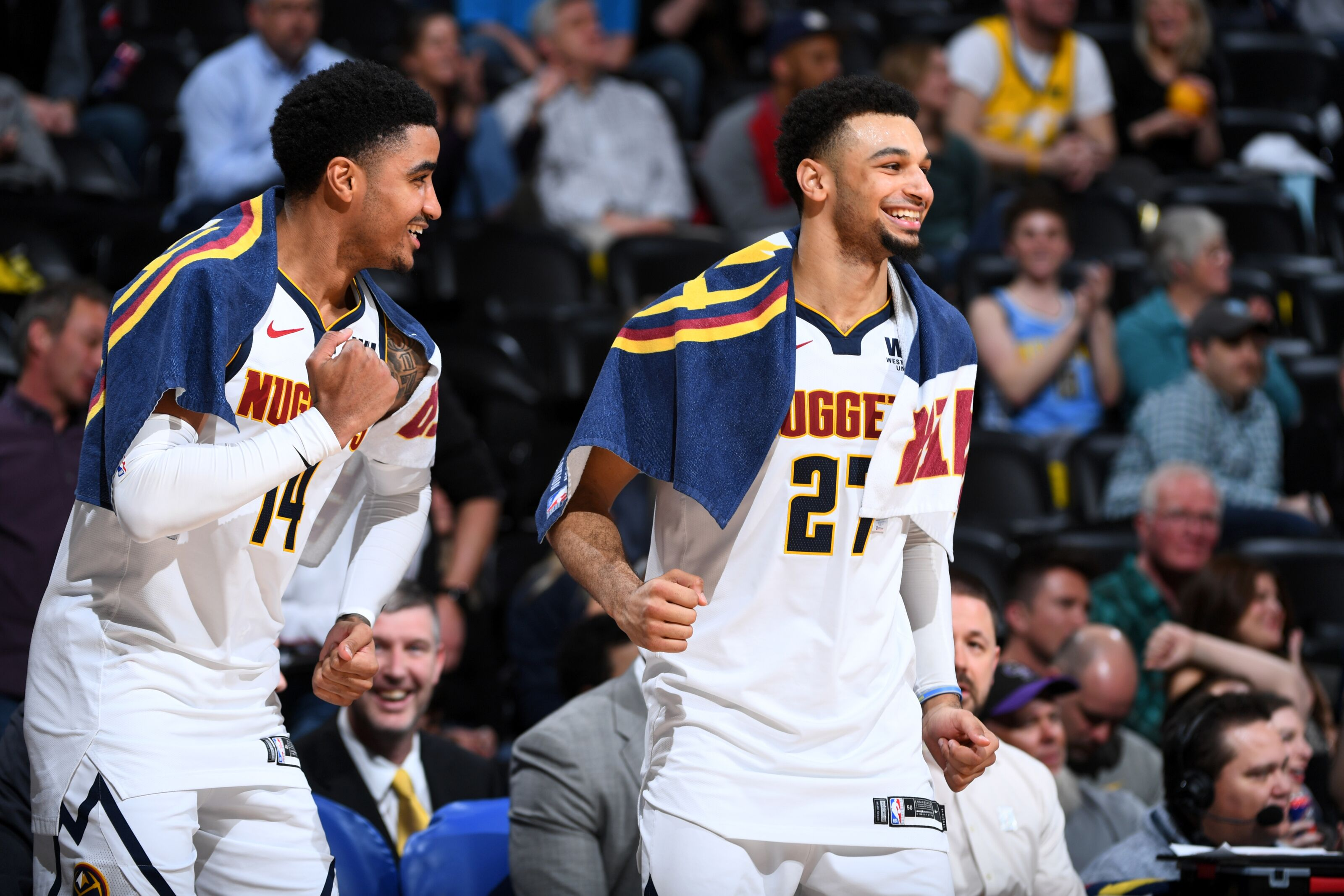 Denver Nuggets: Jamal Murray should have been named a finalist for the KIA Most Improved Player Award