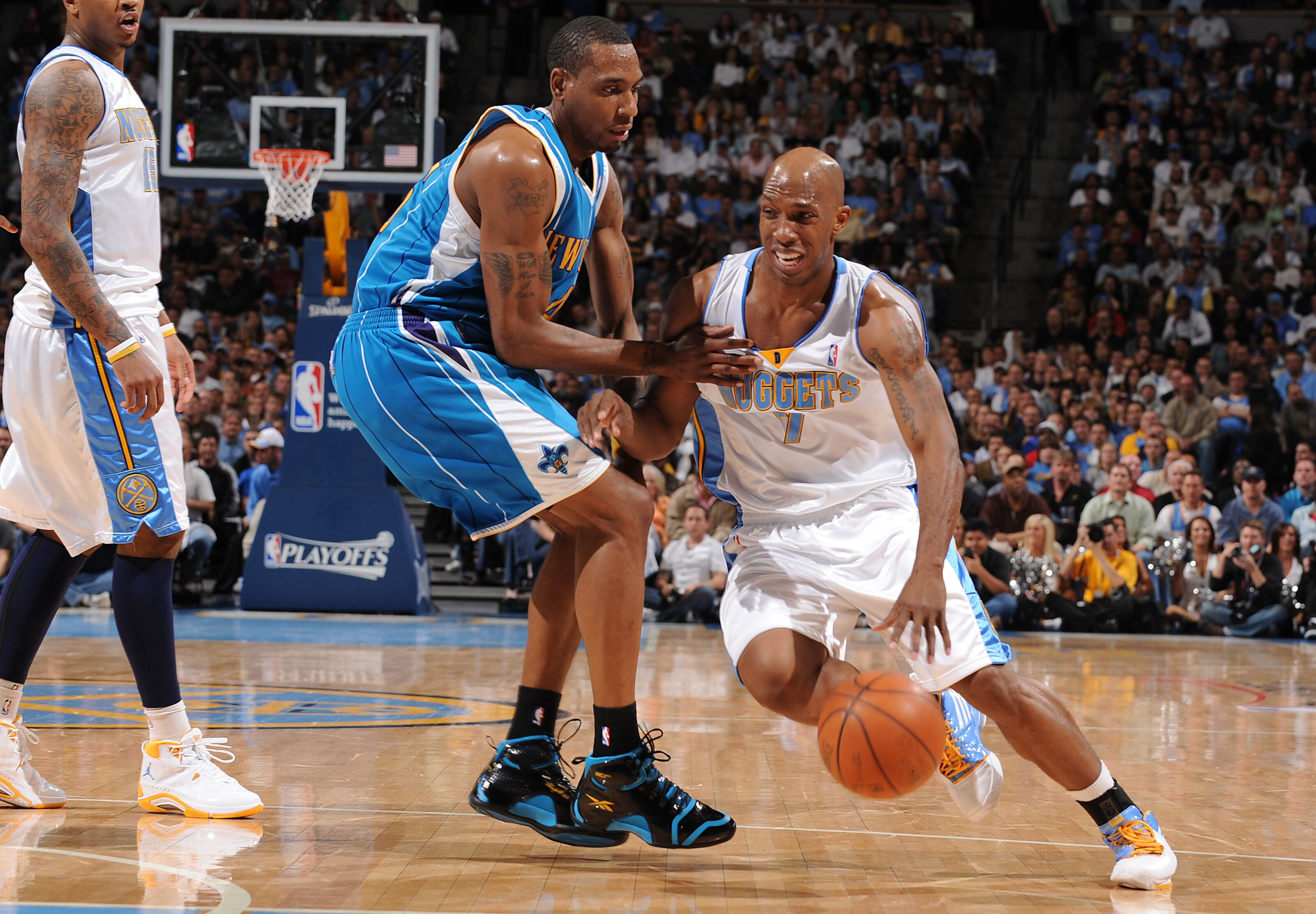 073fa7659f0 Denver Nuggets  Chauncey Billups deserves to be in the Hall of Fame