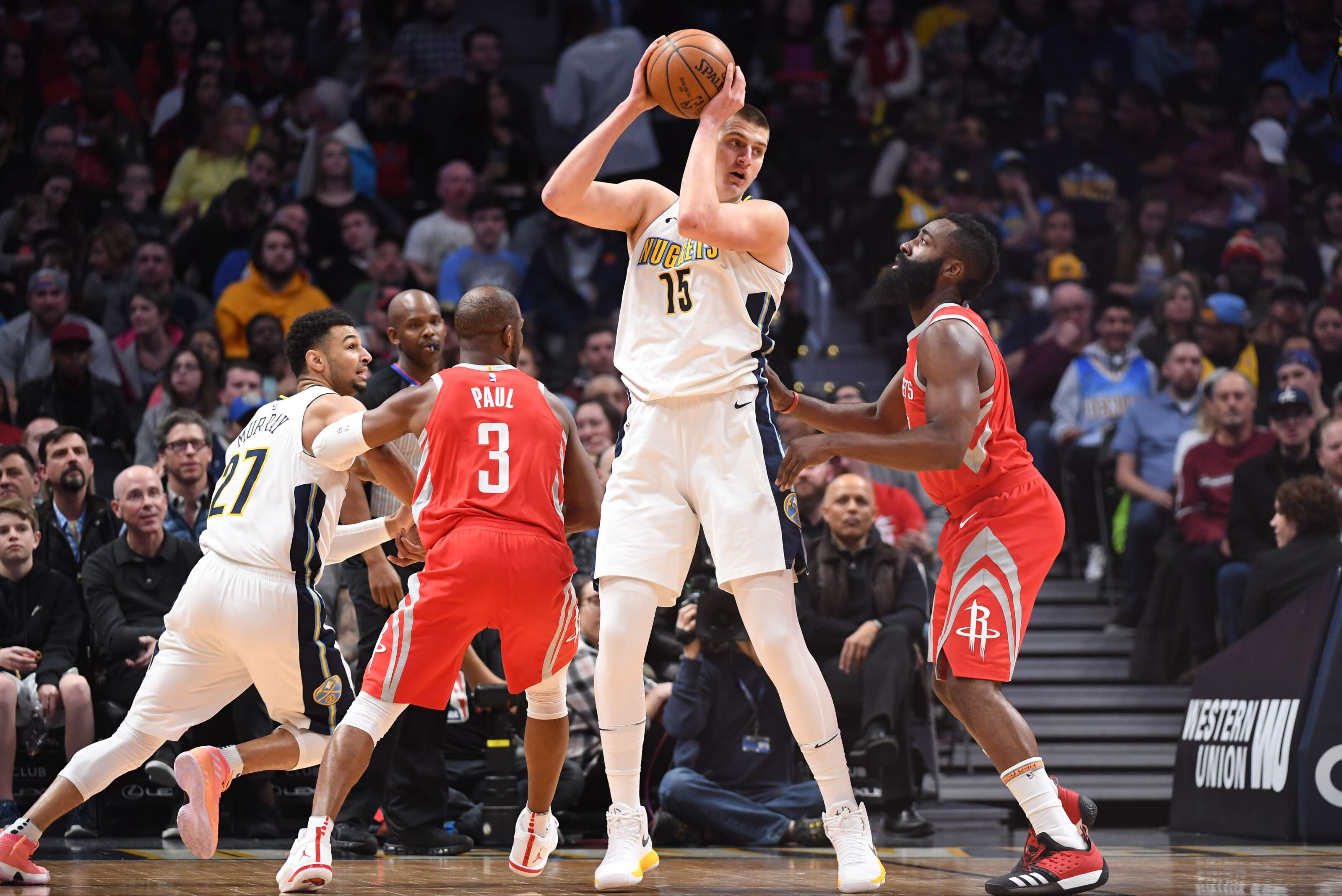 Denver Nuggets: Nikola Jokic is the best Center in the NBA