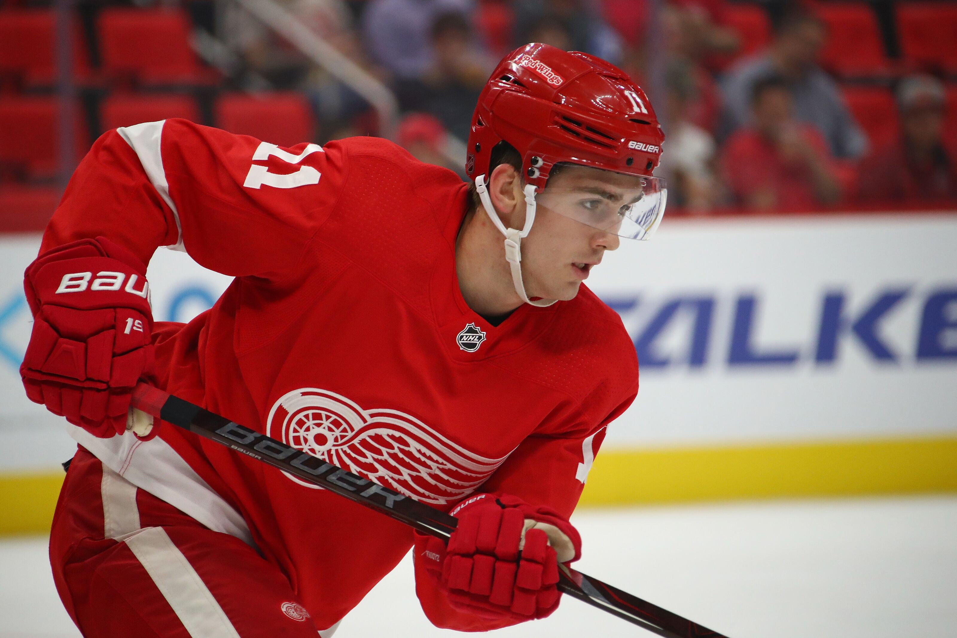 8fb4929a69c Filip Zadina not Thrilled with Detroit Red Wings Decision