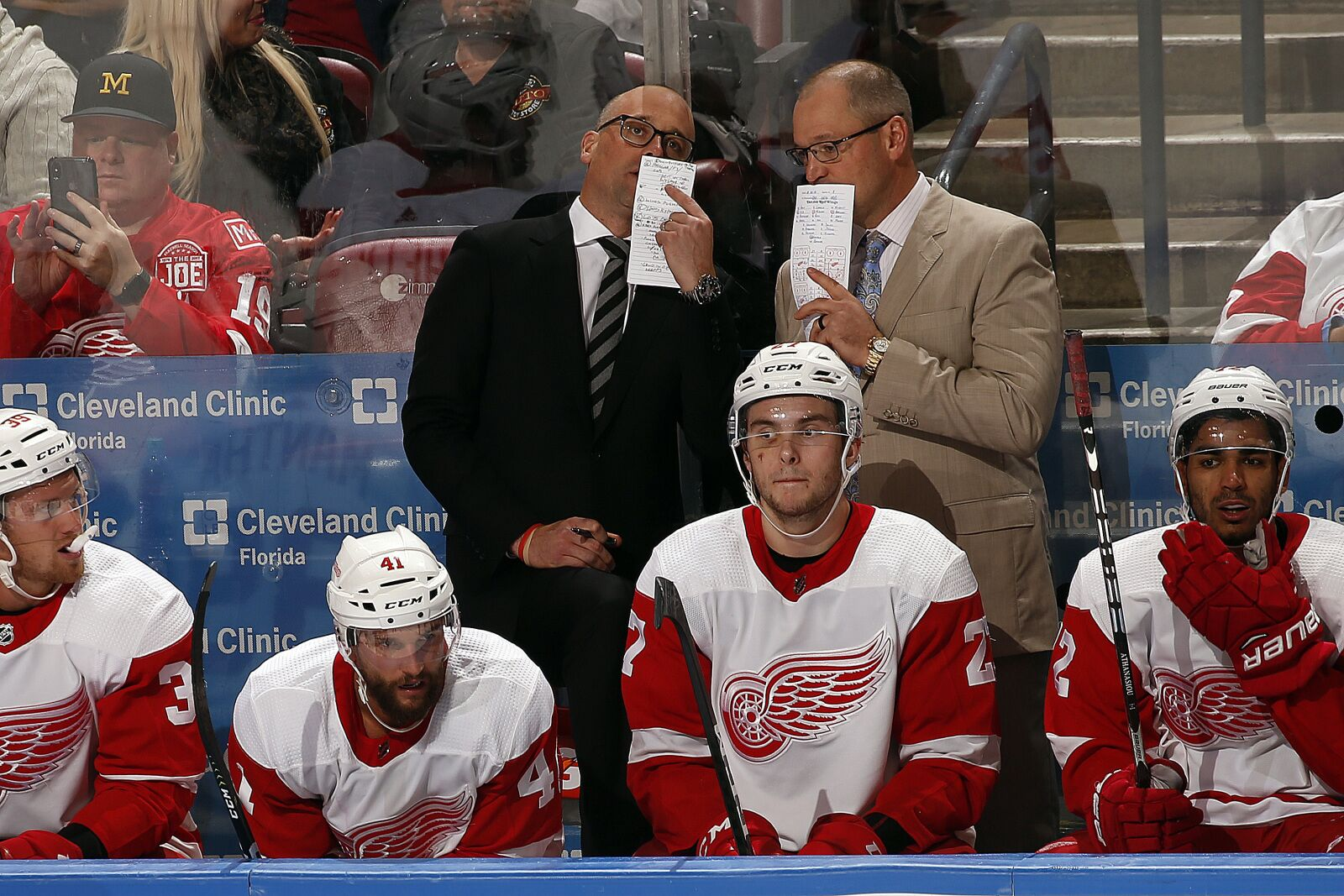 Detroit Red Wings: Dan Bylsma not a lock to be next Head Coach