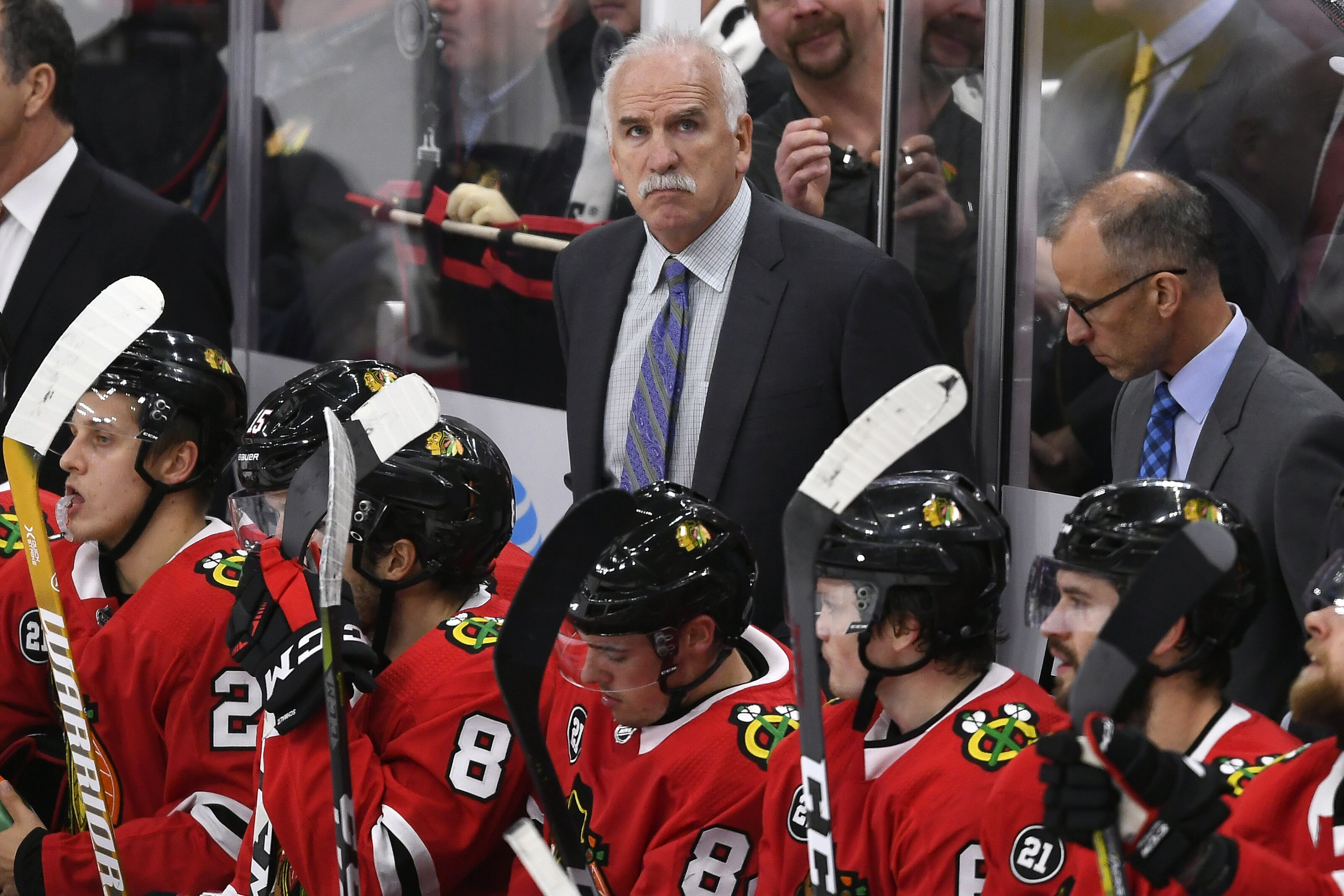 Detroit Red Wings: Could Joel Quenneville be the next head coach?