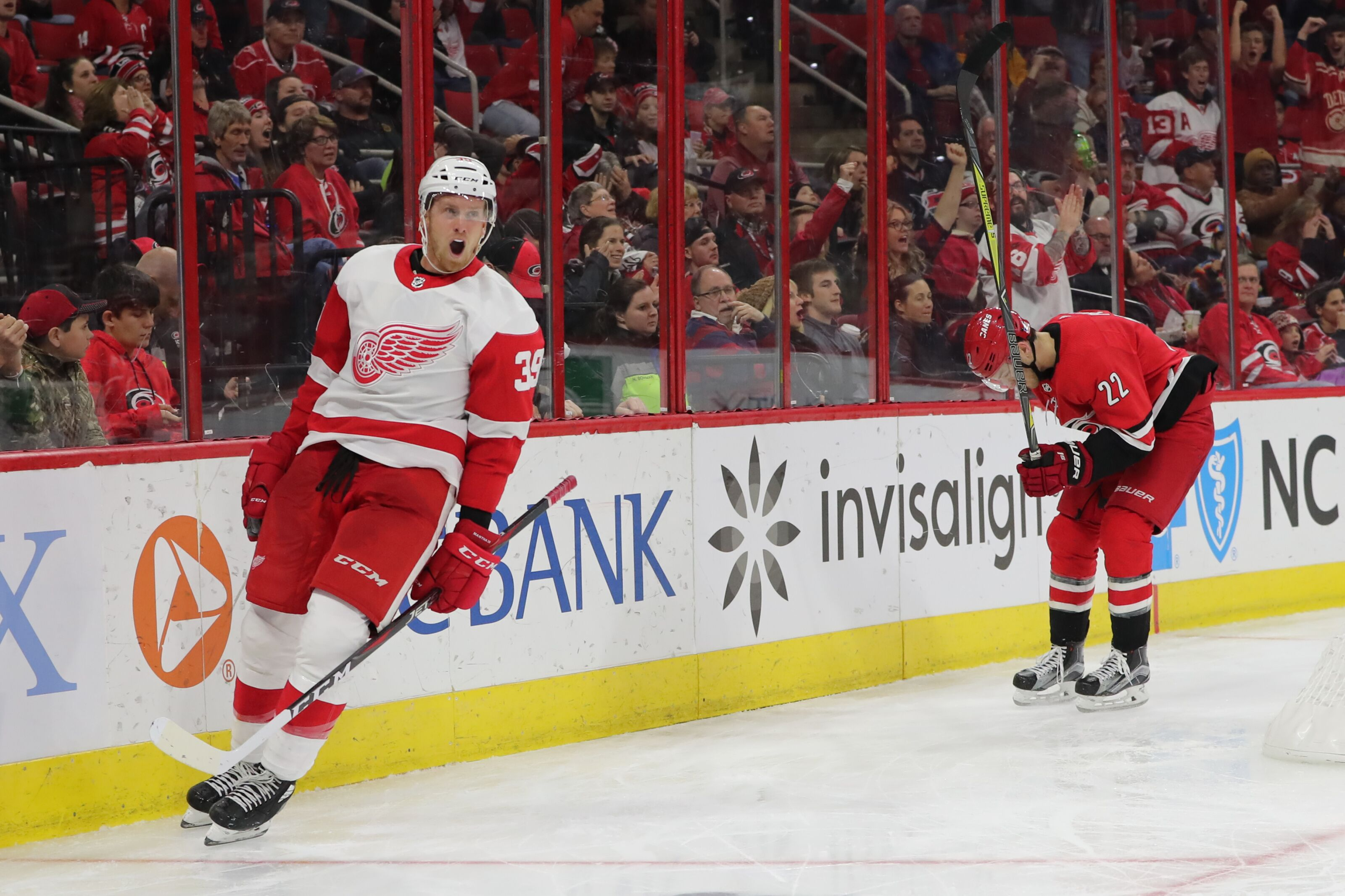 Detroit Red Wings: Two Goal Deficits Seem to Lead to Victories