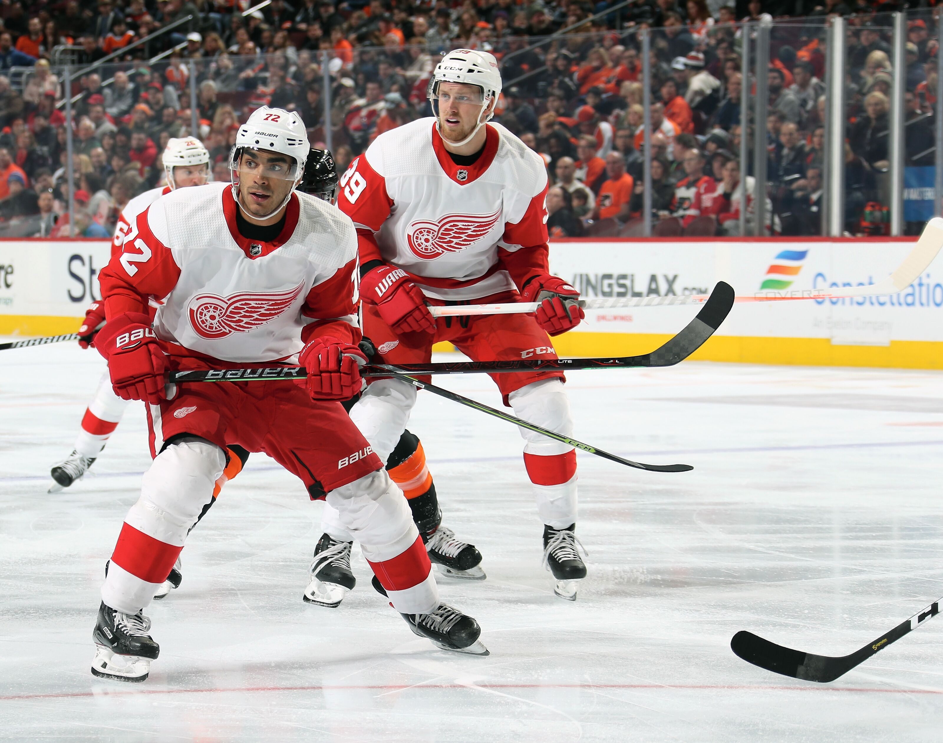 Detroit Red Wings: The comeback kids were at it again