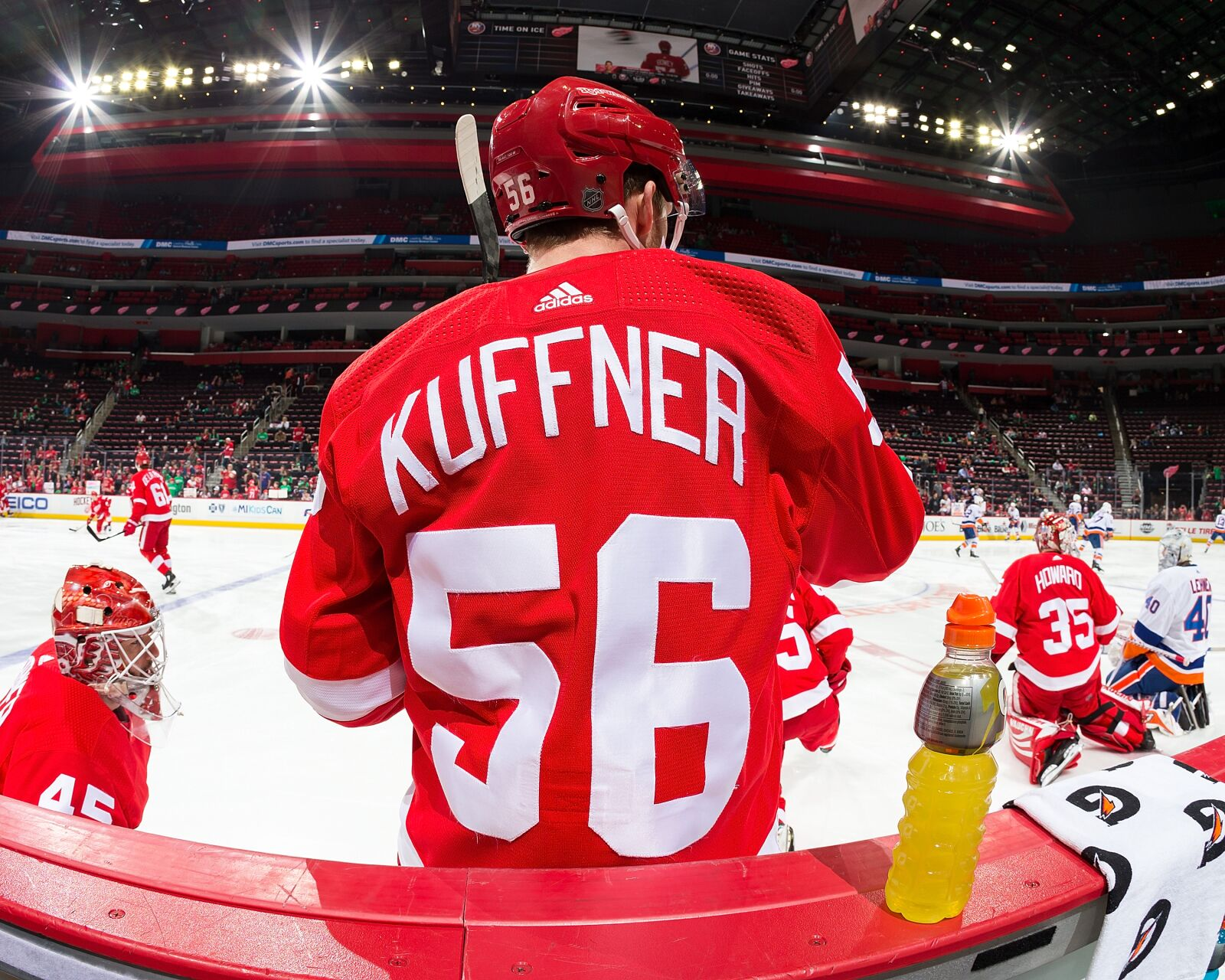 So Who Is Detroit Red Wings Prospect Ryan Kuffner?