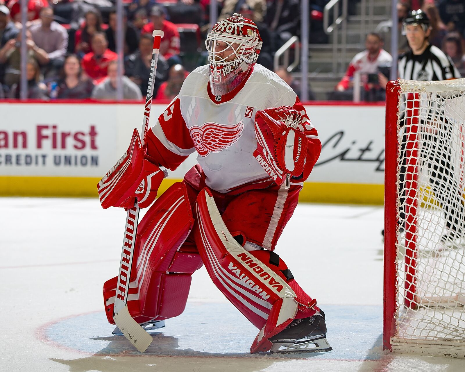 589e9096e87 Detroit Red Wings  Jimmy Howard expected to sign one-year extension