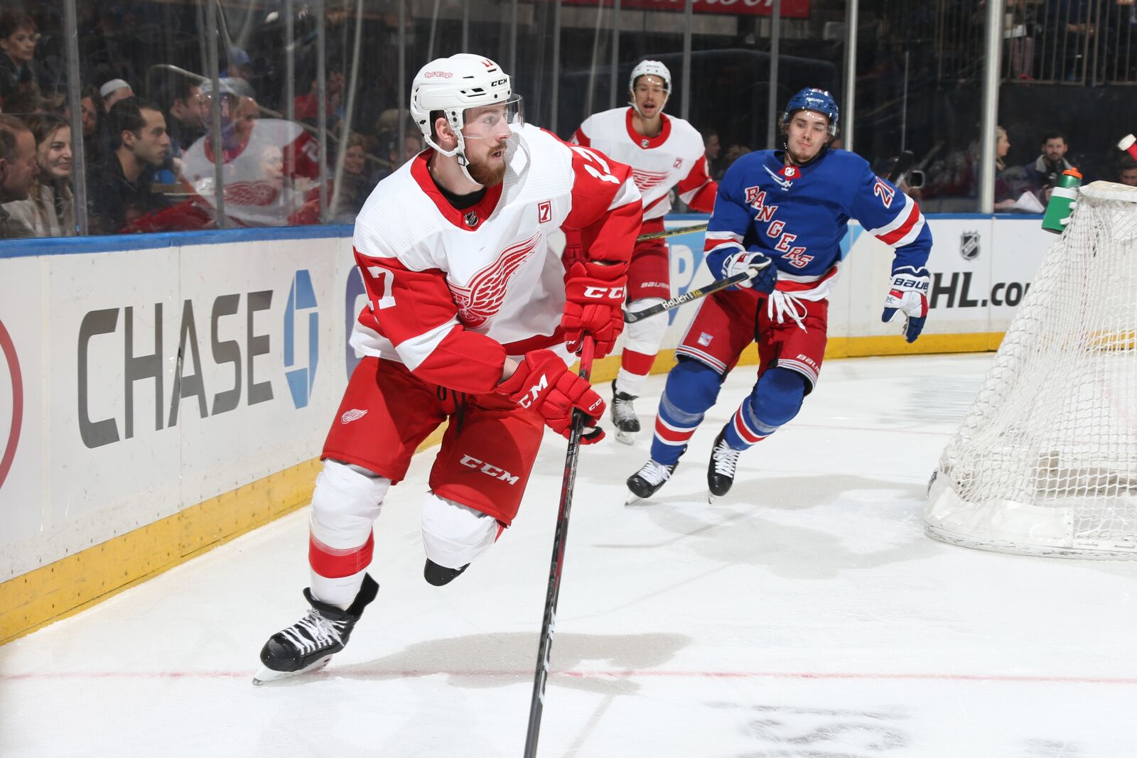 Detroit Red Wings: Will Filip Hronek be able to elevate his game?