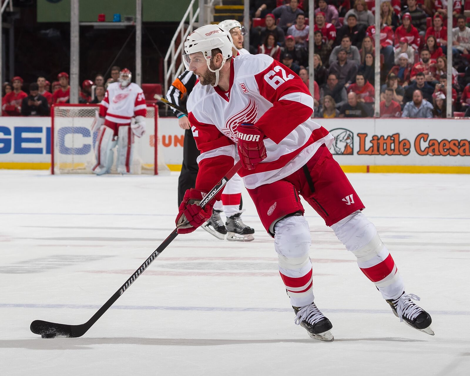 Detroit Red Wings: Training Camp Progress and First Cuts