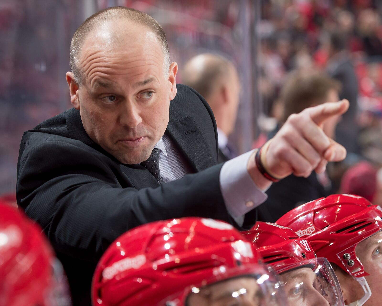 Detroit Red Wings: Jeff Blashill and Development Problems