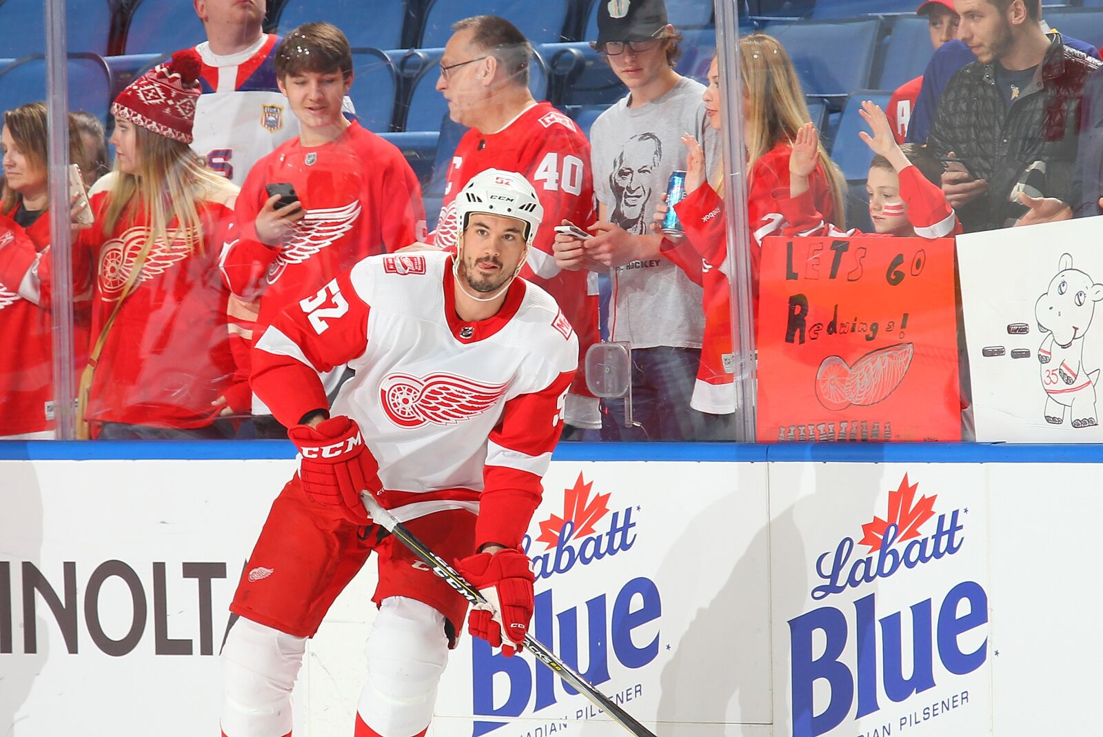 9baec65d647 Detroit Red Wings  It s Time to Move on from Ericsson