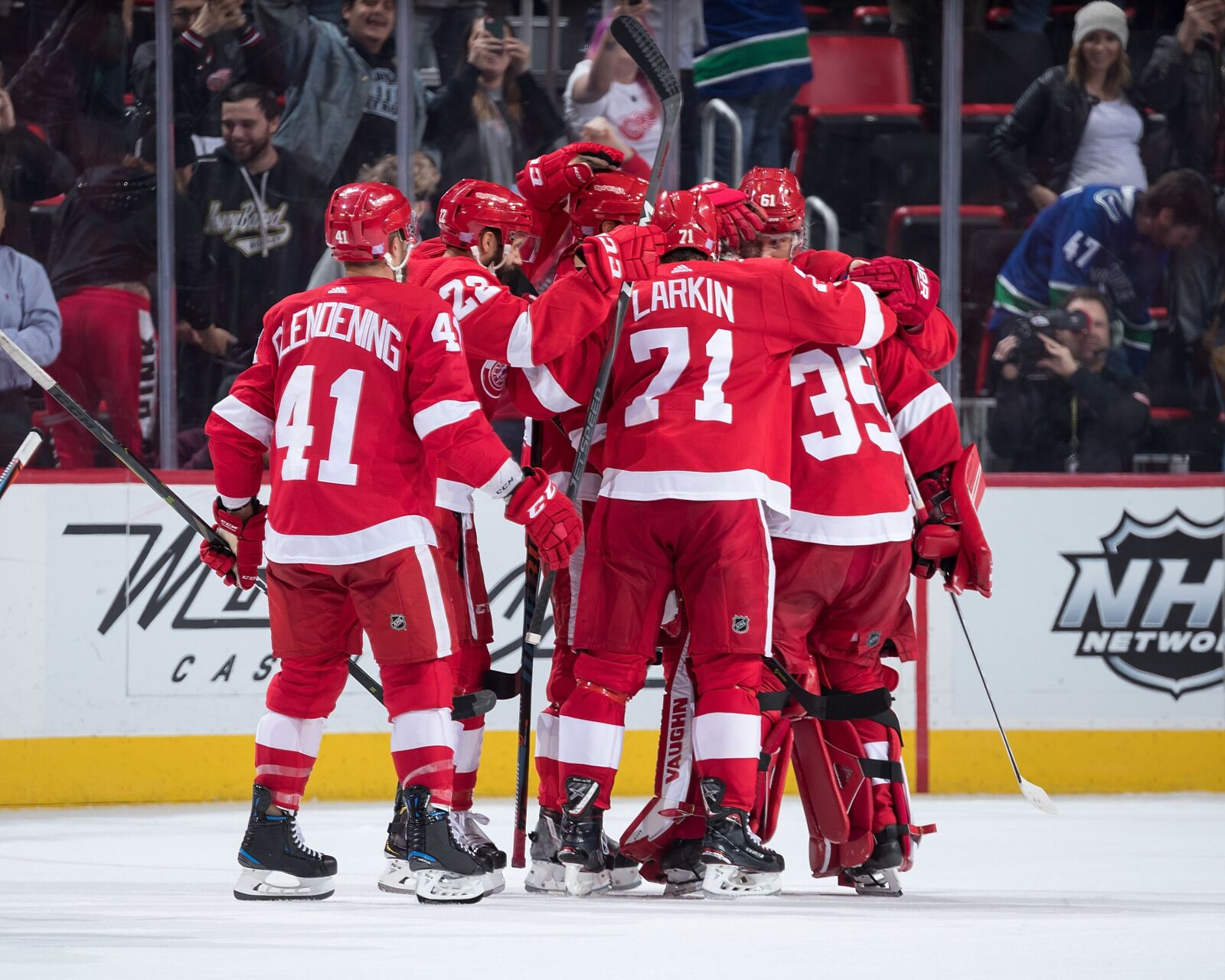 Detroit Red Wings: Importance of Increasing and Improving Shots on Goal