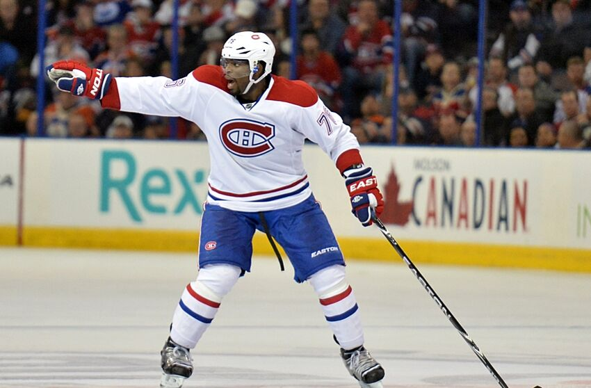 Edmonton Oilers: P K  Subban Rumor Truly Makes Sense
