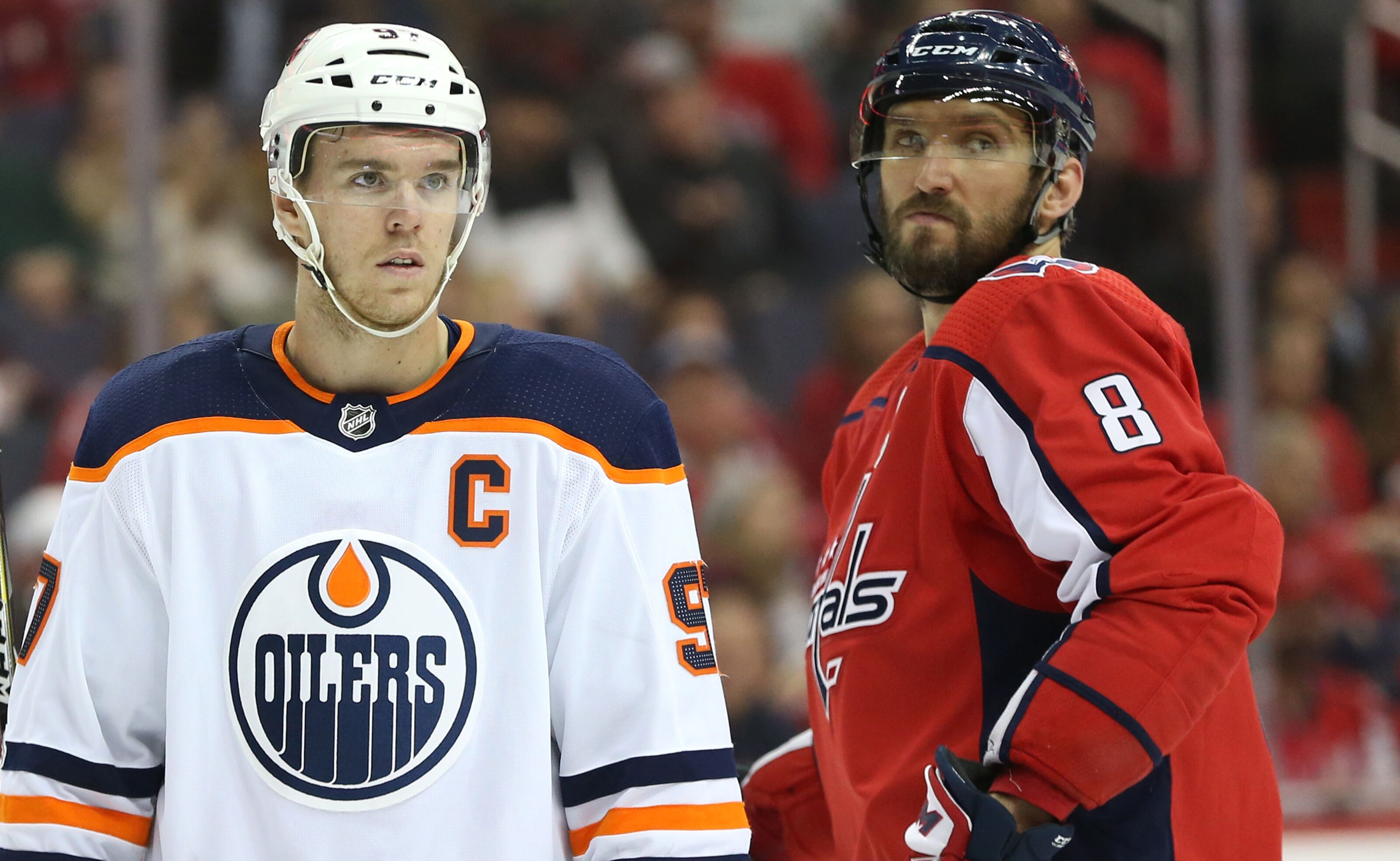 Edmonton Oilers: What Alex Ovechkin and Jarome Iginla can teach about winning