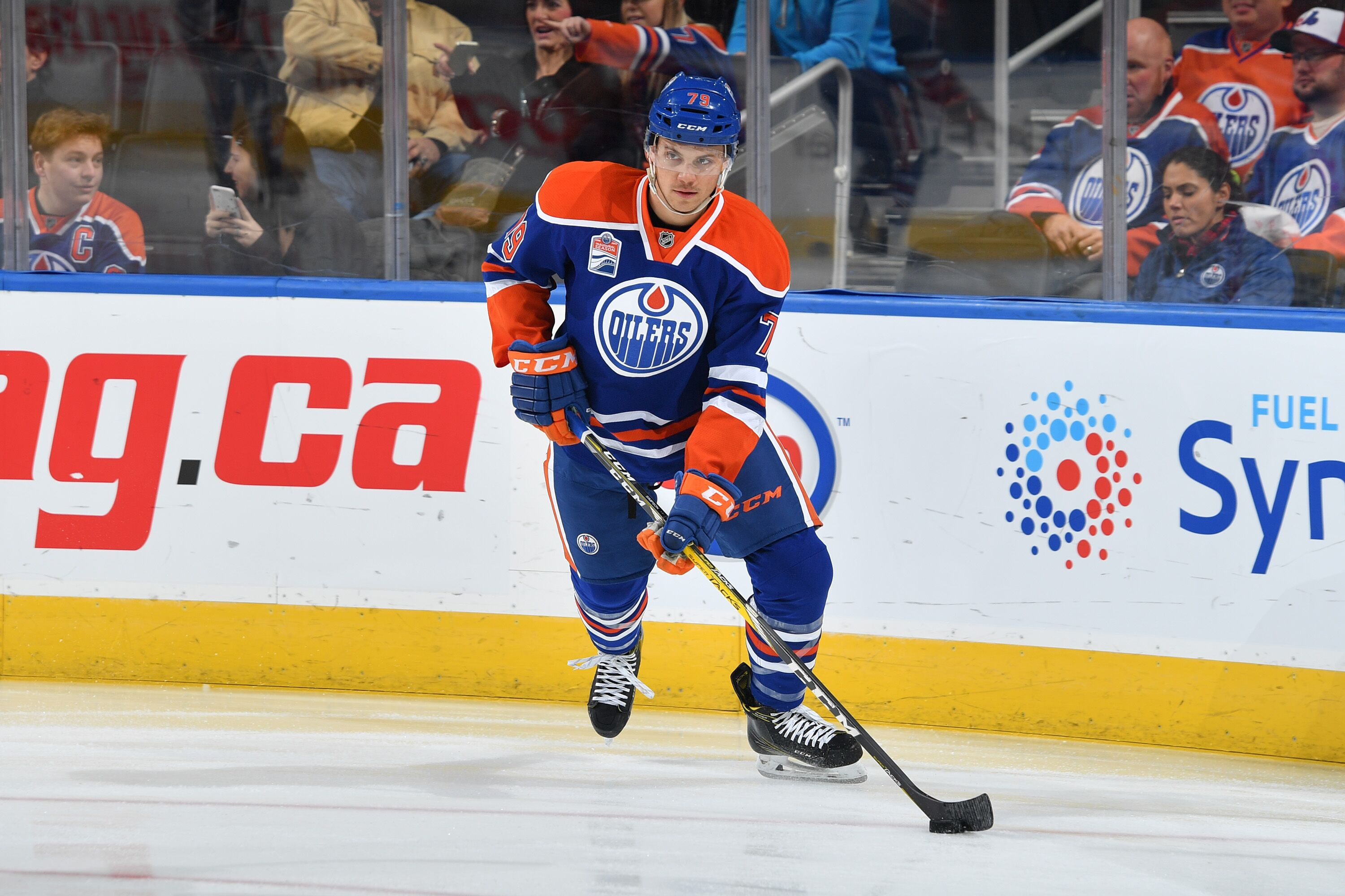 Edmonton Oilers: Can Dillon Simpson Crack NHL Roster?