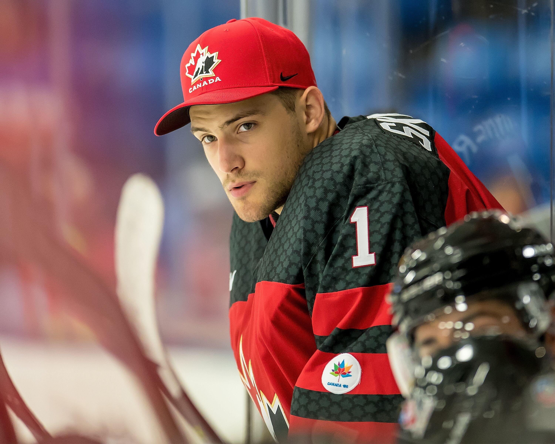 Edmonton Oilers Prospect Profiles: Stuart Skinner
