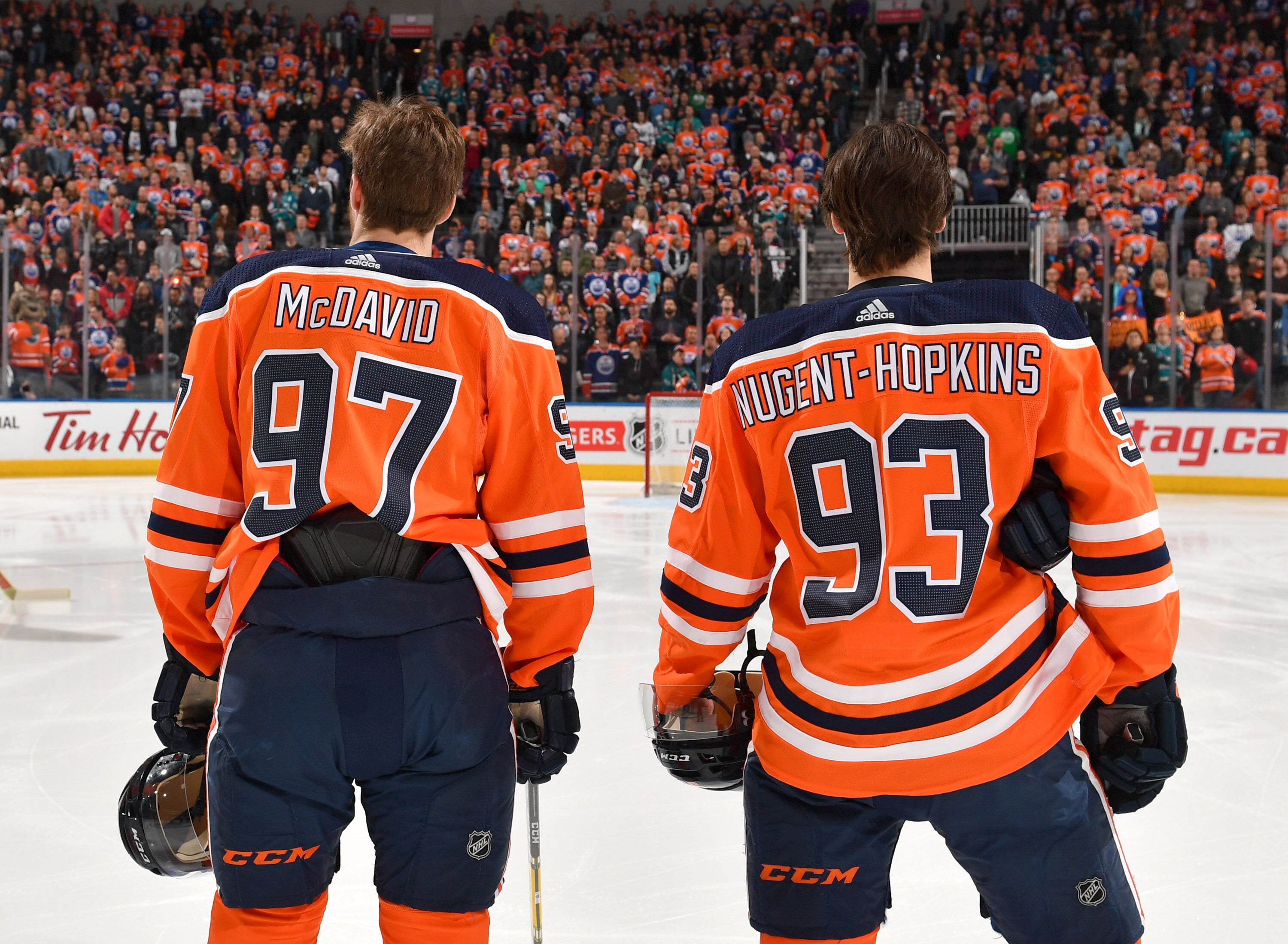 03bd4ea85f1 Edmonton Oilers  McDavid and Nugent-Hopkins want to play for Canada