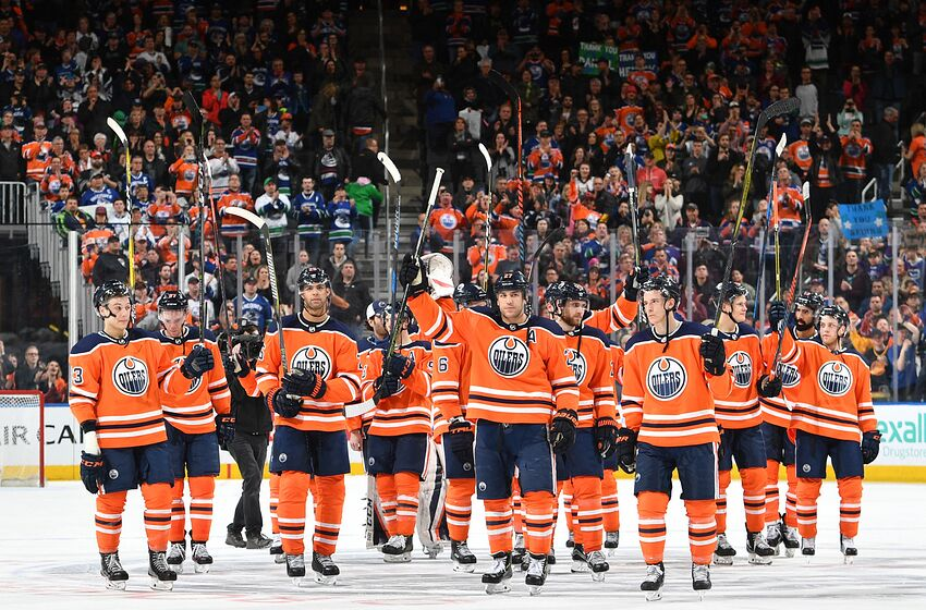 The Edmonton Oilers and The Bottleneck Effect on Their Roster
