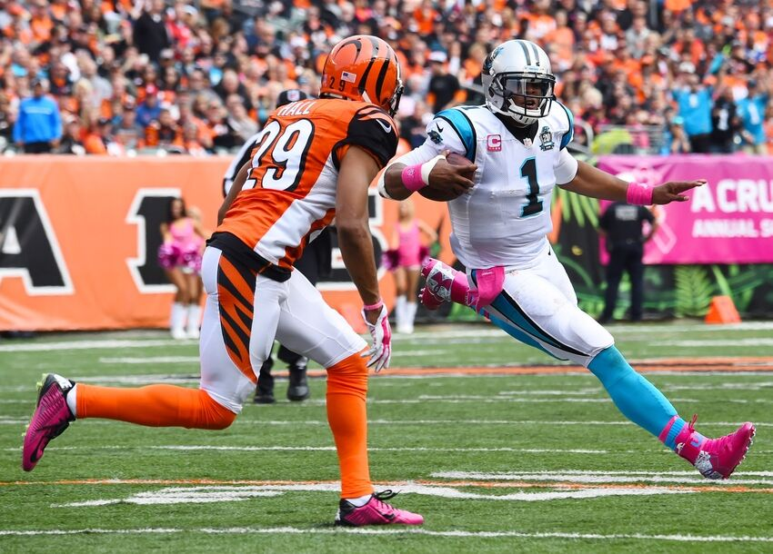 bengals vs panthers