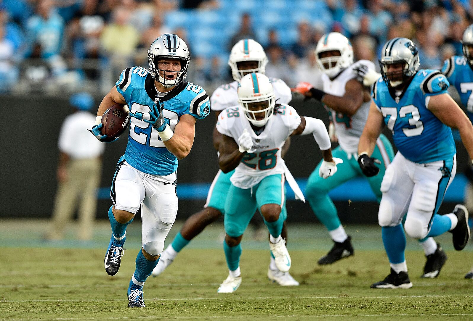17c08753522 Carolina Panthers: Top Takeaways from win over Miami Dolphins