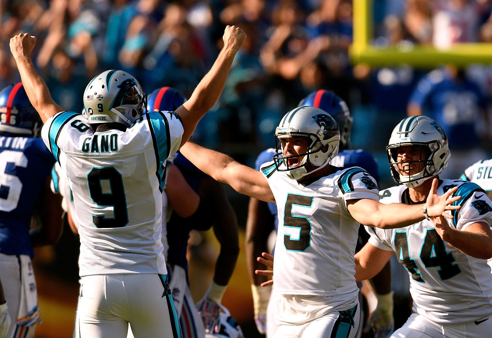 cf8936ab Carolina Panthers: Performance Grades from Week 5 against NY Giants ...