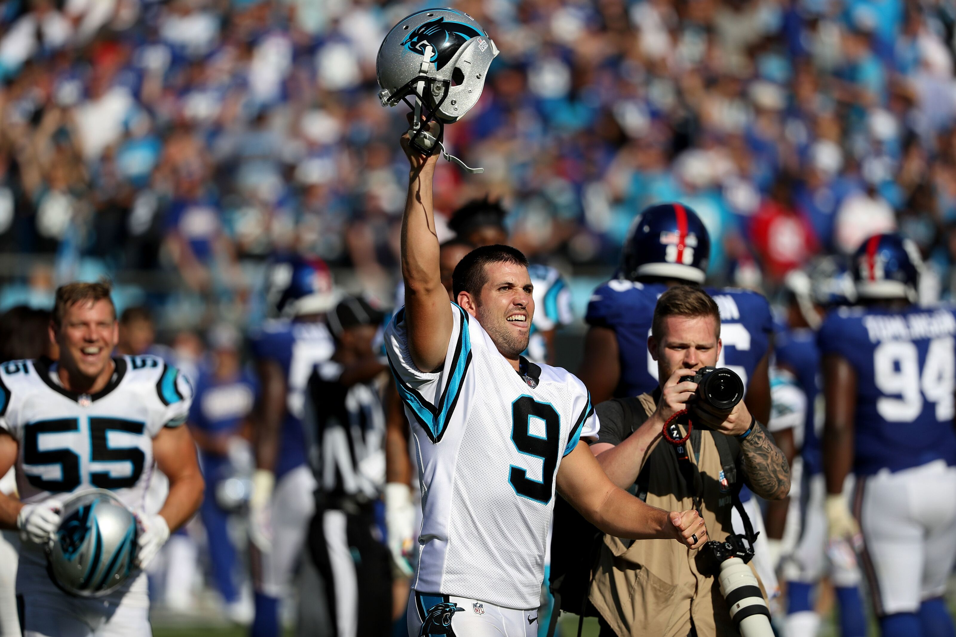 caf077bd6 Carolina Panthers win on Graham Gano field goal as time expired