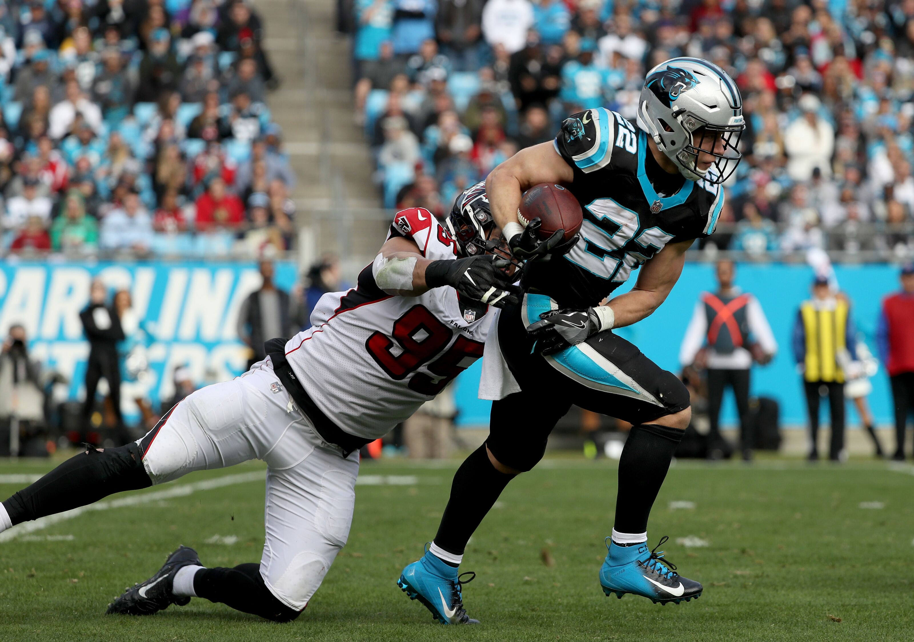 Falcons at Panthers staff predictions