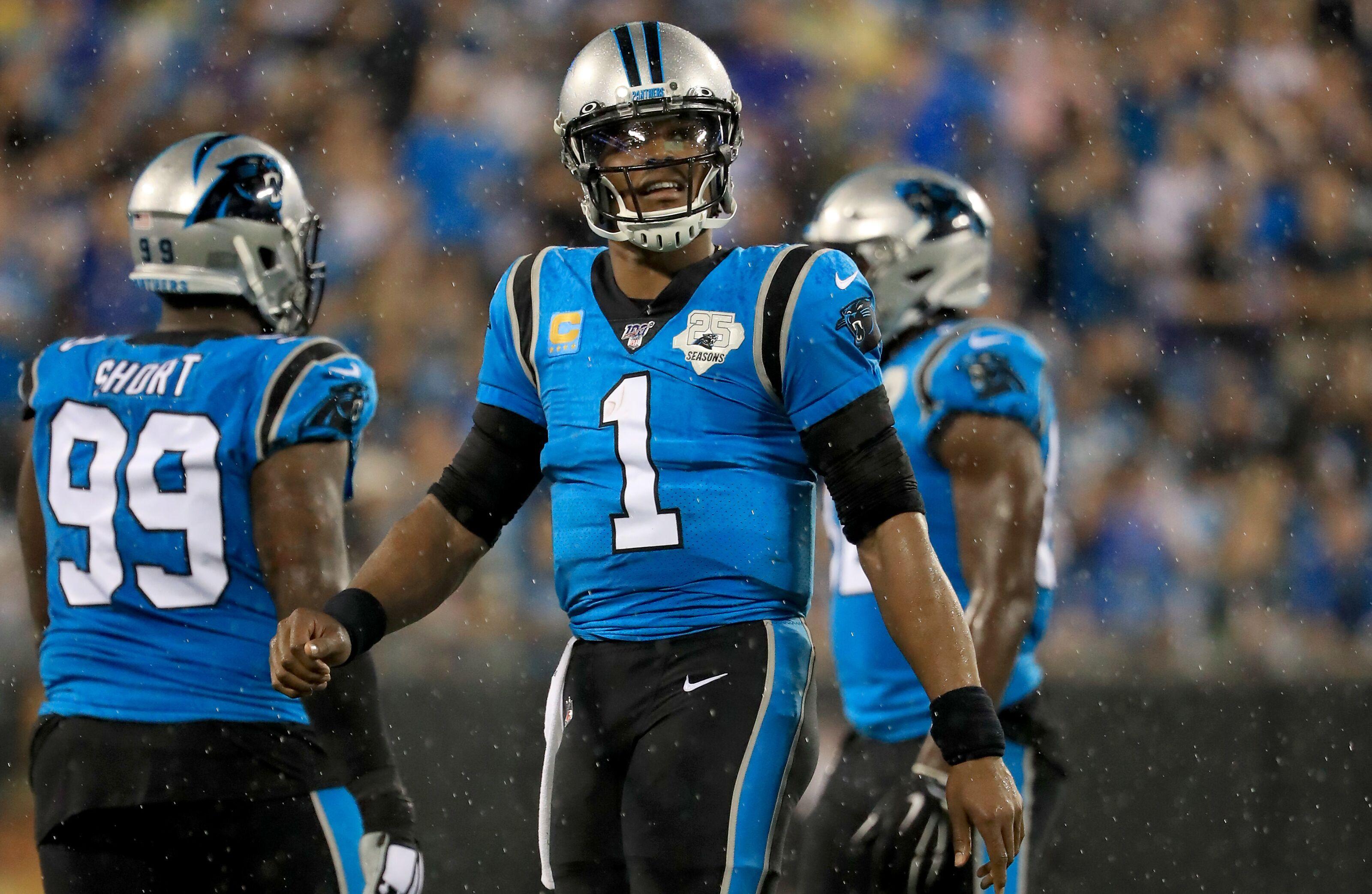 Should the Carolina Panthers Trade Cam Newton?