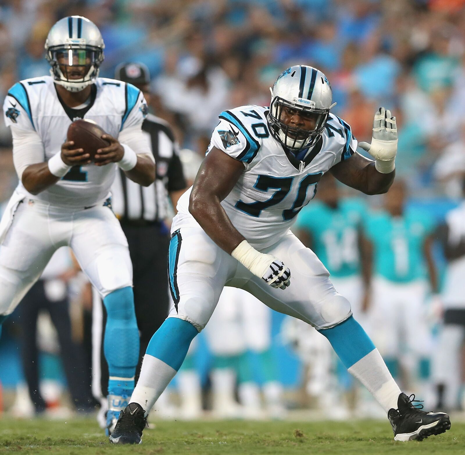 Panthers Position Preview: Offensive Line Still an Unknown