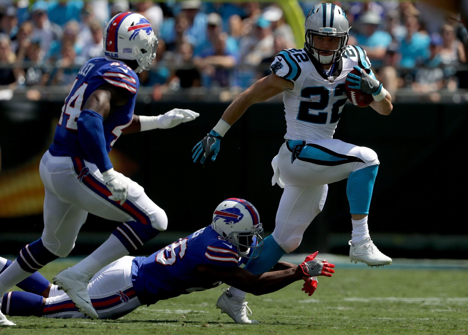 Carolina Panthers Top Storylines For Matchup Against Buffalo Bills