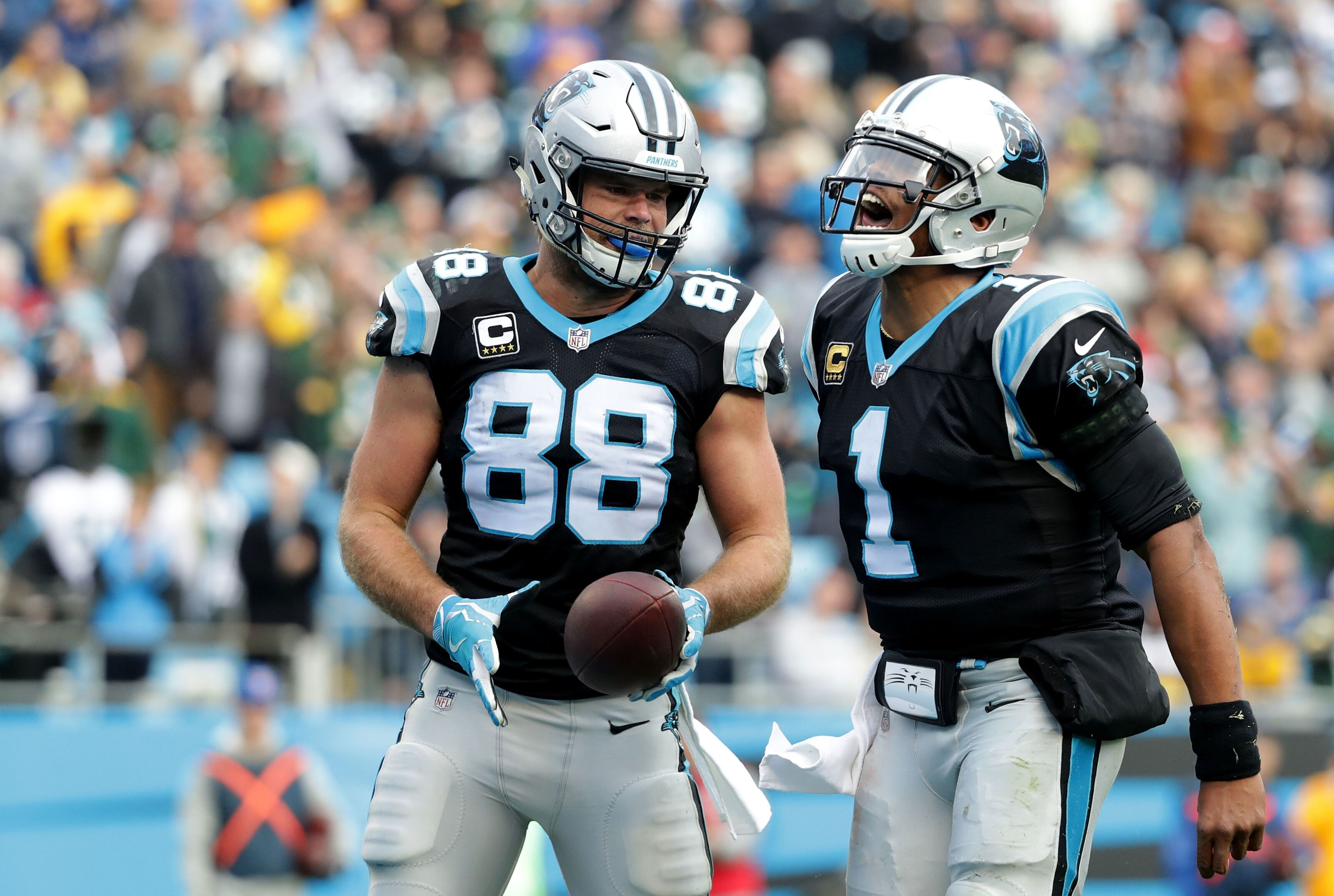 decac96f8 Carolina Panthers Week 6 Injury Report  Greg Olsen to return
