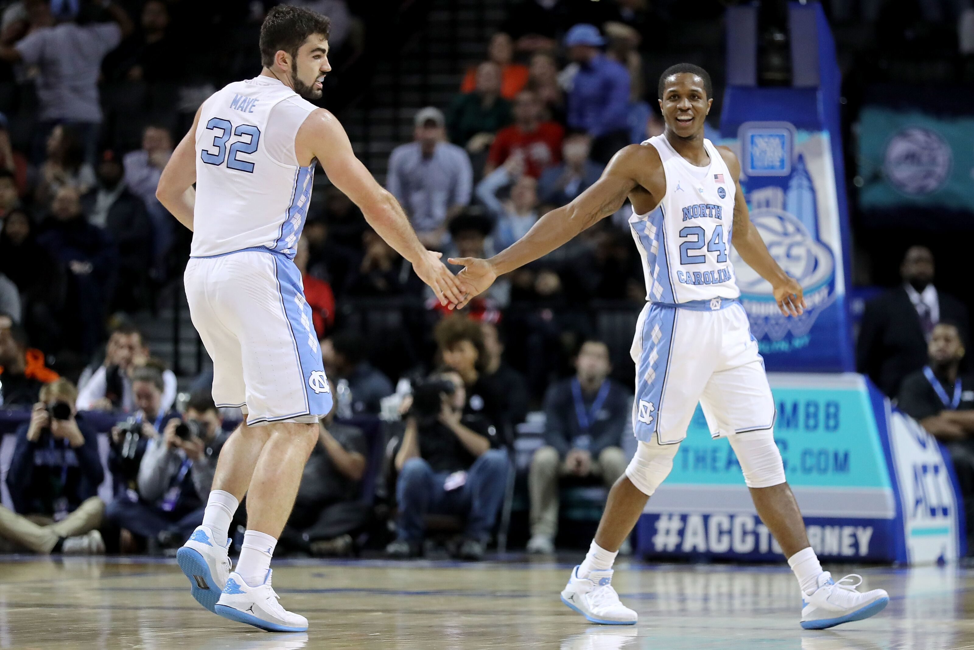 NBA Summer League: UNC Seniors find new homes in the NBA