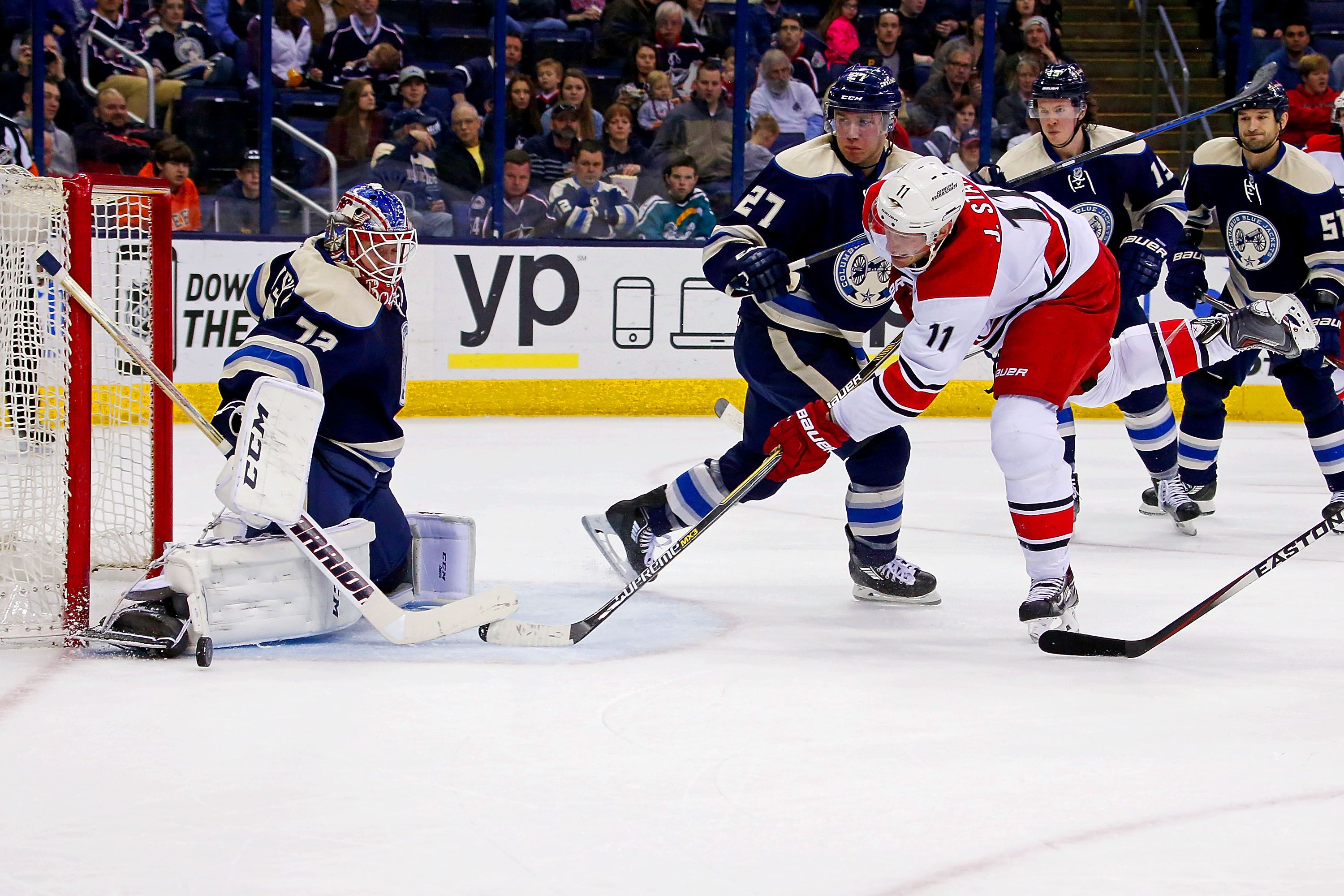 Carolina Hurricanes vs. Columbus Blue Jackets preview, live stream ...