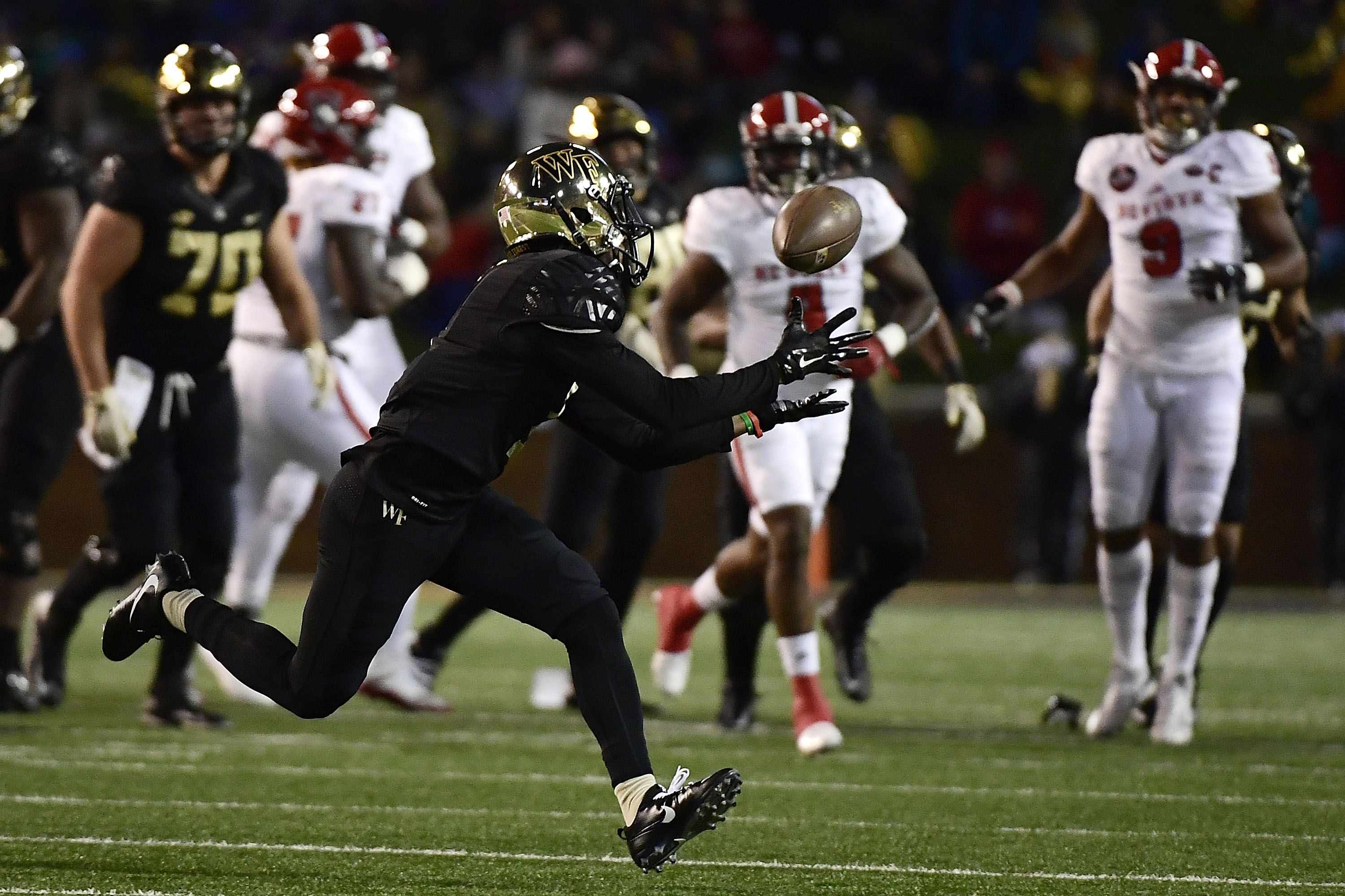 Wake Forest Football Game By Game Predictions For 2018 Page 5