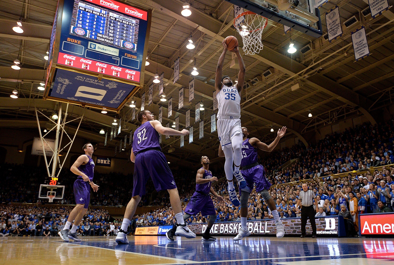 Duke Basketball Bagley Scores 24 Again In Win