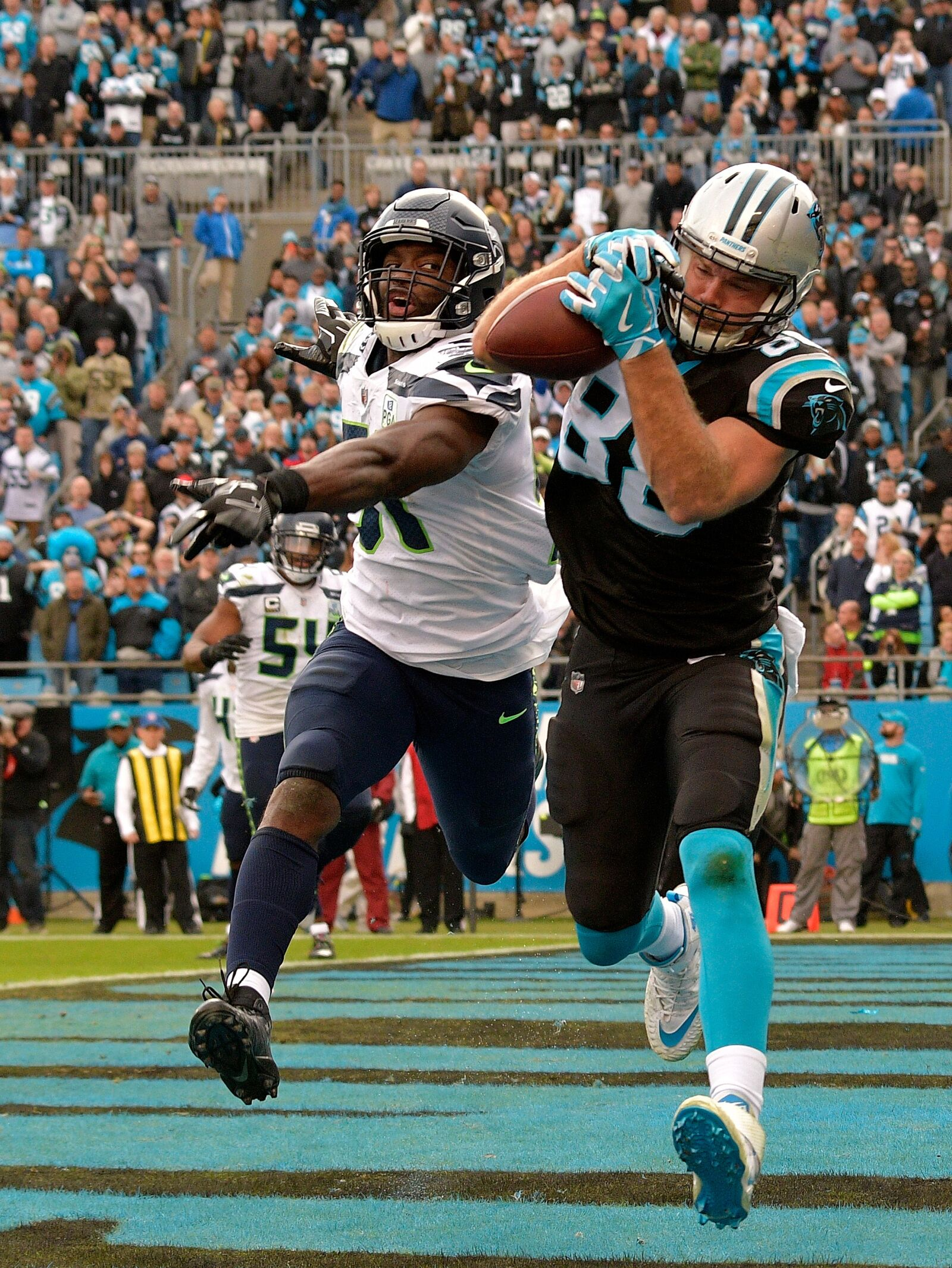 Carolina Panthers Position Preview: Tight Ends