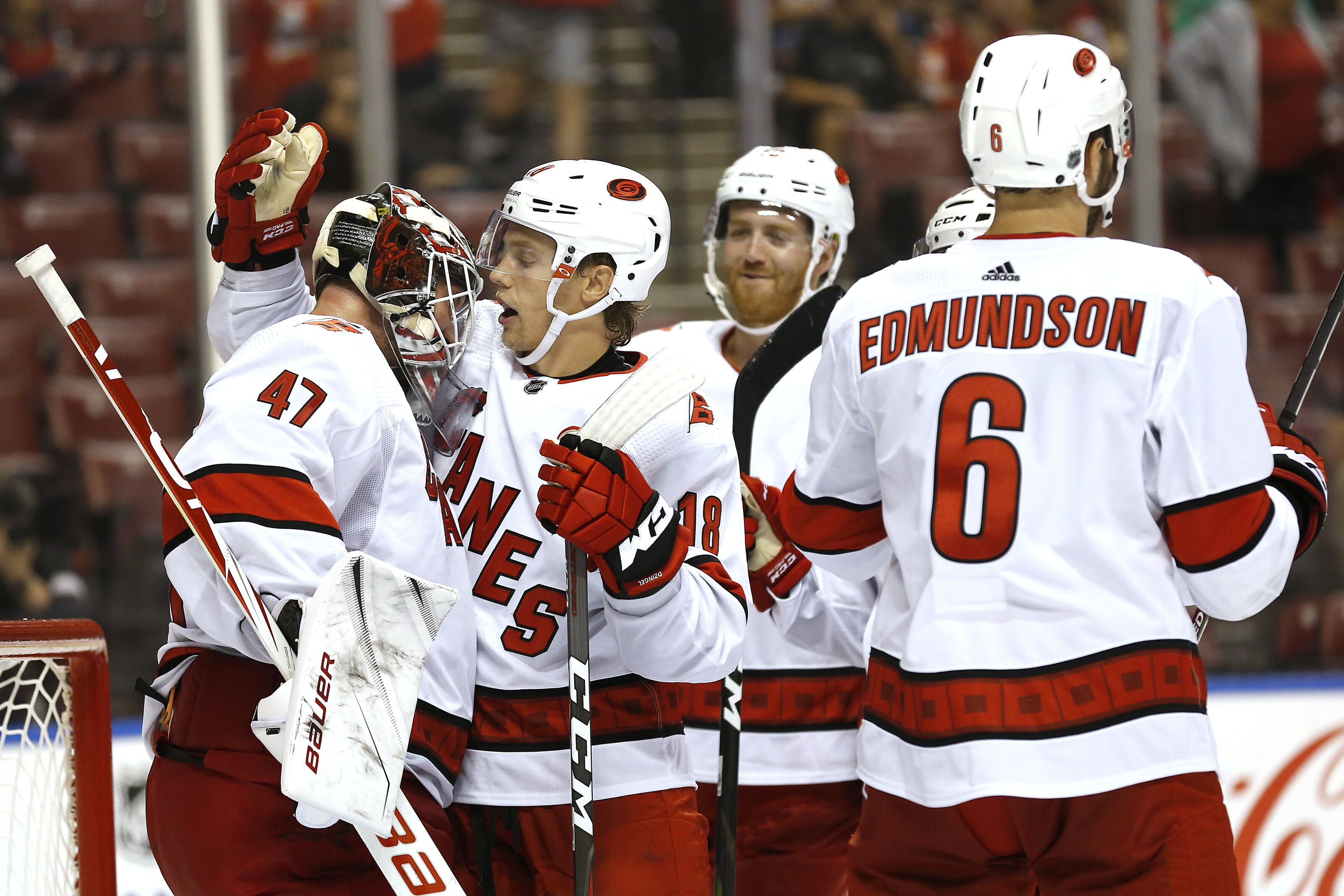 Four Carolina Hurricanes takeaways from October