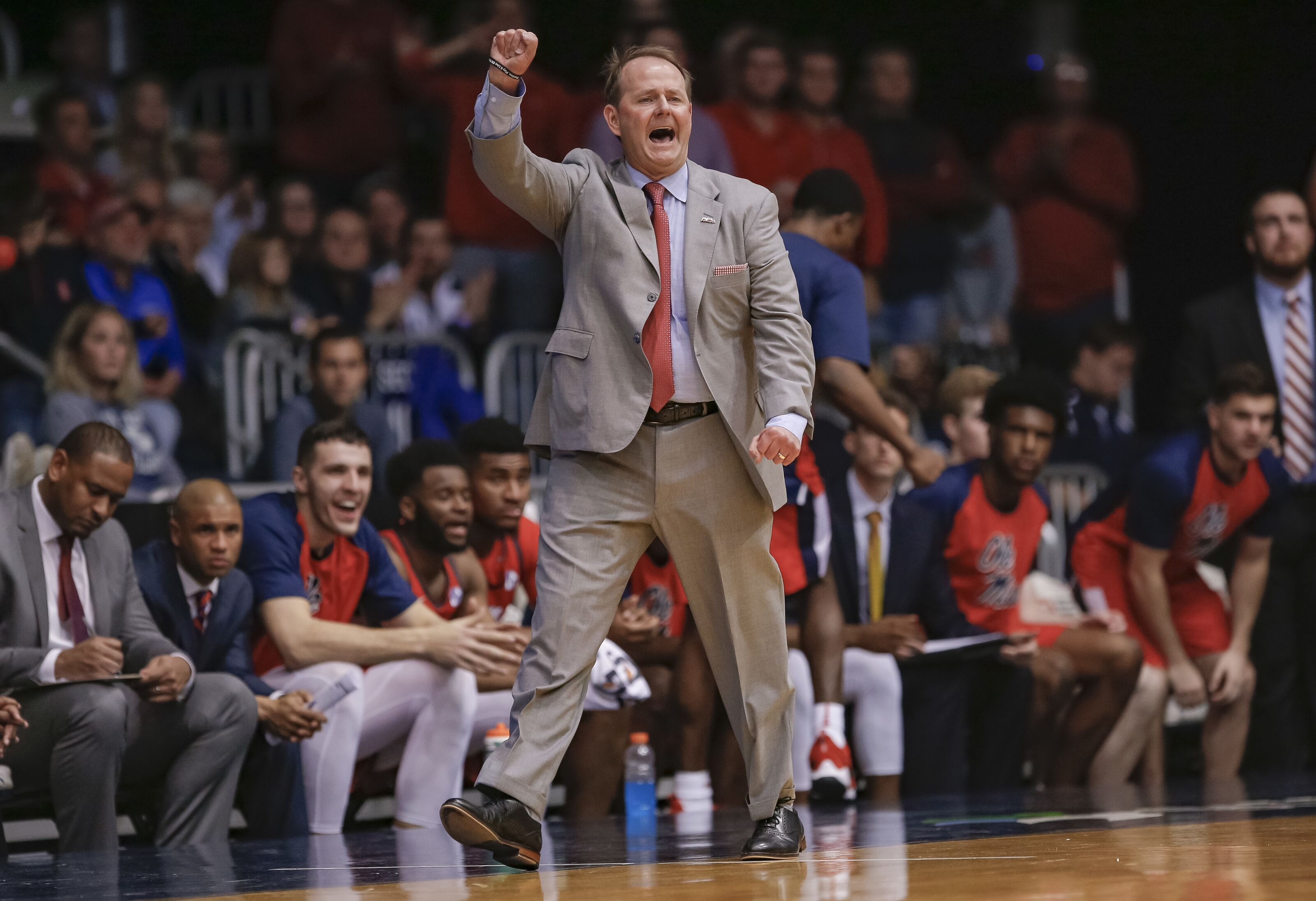 Ole Miss Basketball: Rebels Hoops Pick Up Tough Road Win