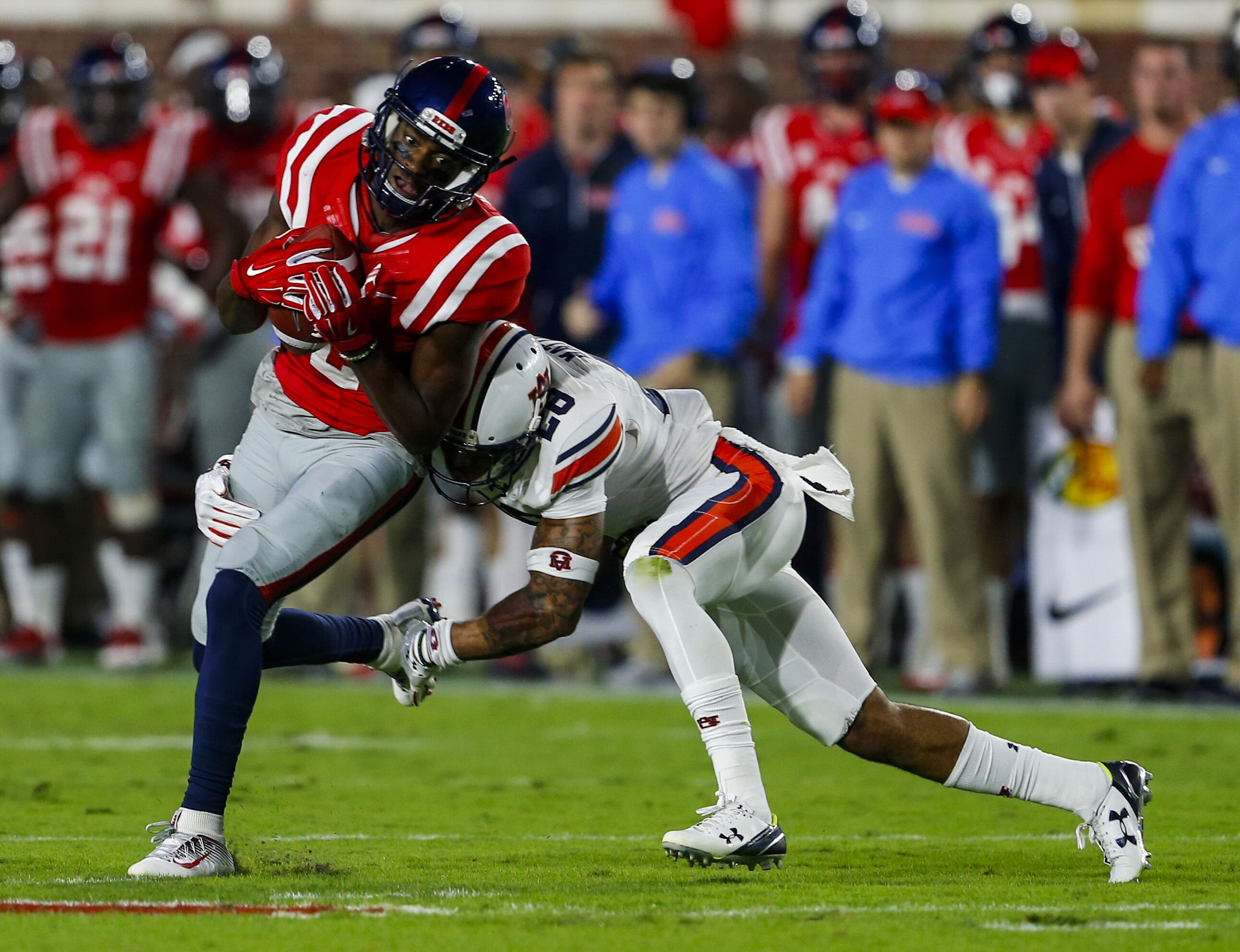 Ole Miss Football Best Rebel Player In Each Upcoming Class For Om