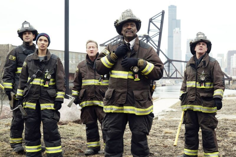 Chicago Fire season 6, episode 16 recap: The One That