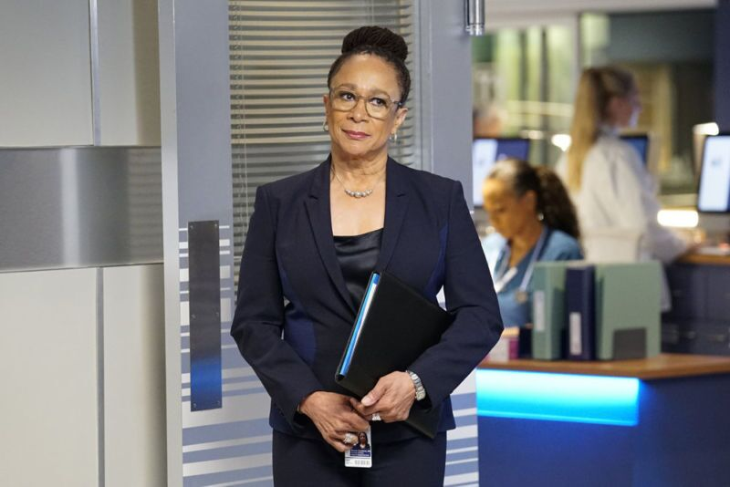 Chicago Med season 4 midseason report: Sharon Goodwin