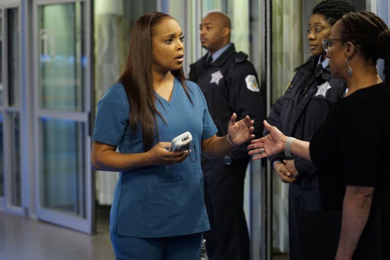 Chicago Med season 4 midseason report: Maggie Lockwood