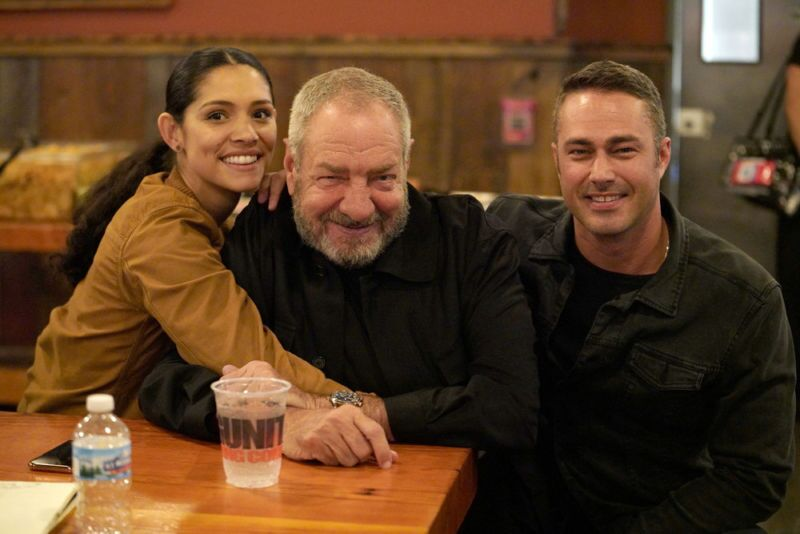 One Chicago: Chicago Fire, Med and PD set to stream on Peacock