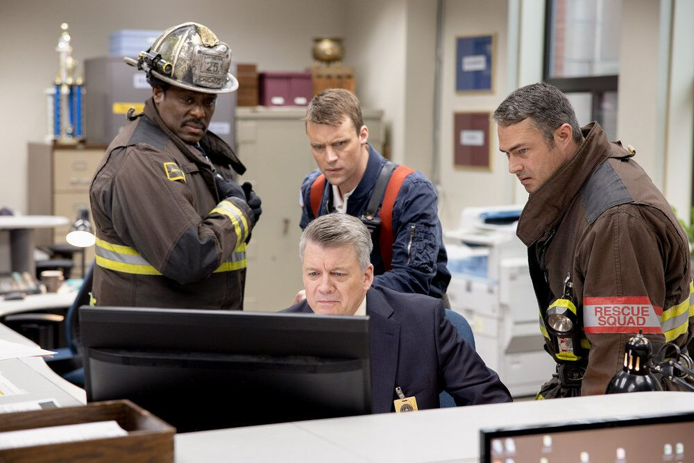 Chicago Fire season 8, episode 12 preview: Then Nick Porter Happened