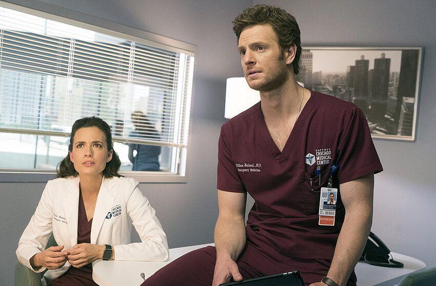 Doctor dating chicago katie