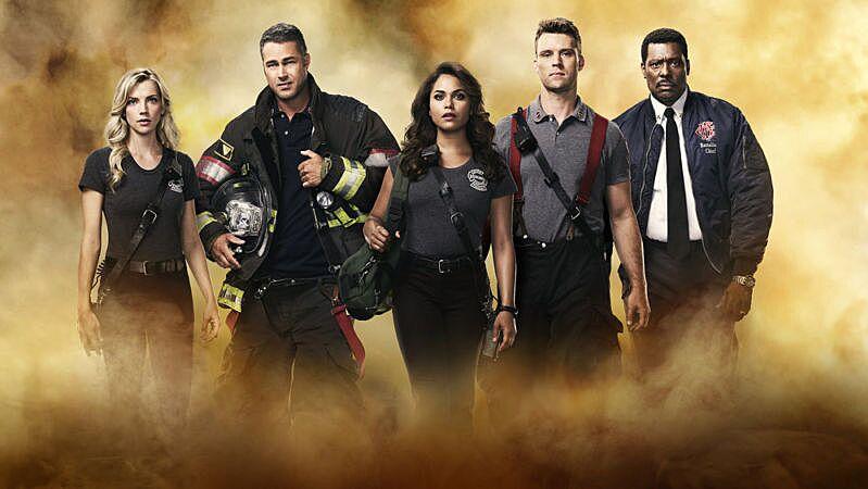 chicago fire season 2 full cast