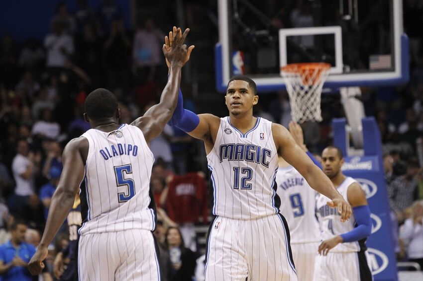Victor Oladipo, Tobias Harris become Magic NBPA reps