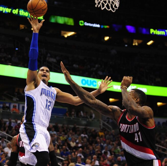 Portland Trail Blazers Contracts: Orlando Magic End Rumors With Commitment To Tobias Harris