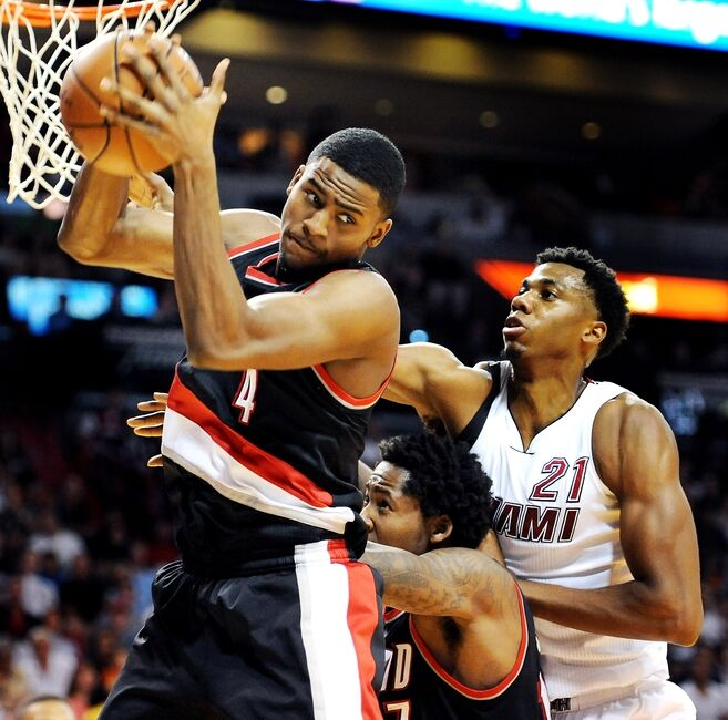 Portland Trail Blazers Contracts: On The Playoff Trail: Maurice Harkless