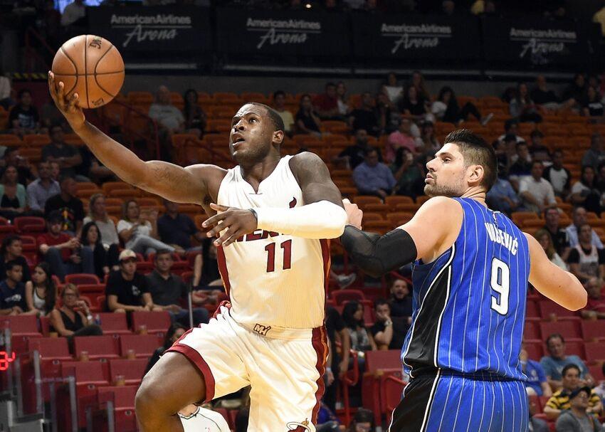 Magic Wands: Orlando Magic at Miami Heat