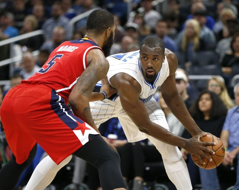 Serge Ibaka appears to be finding his groove with the Orlando Magic